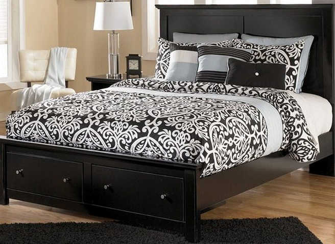 King Size Storage Bed Frames