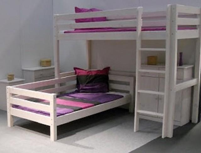 L Shaped Bunk Beds Uk