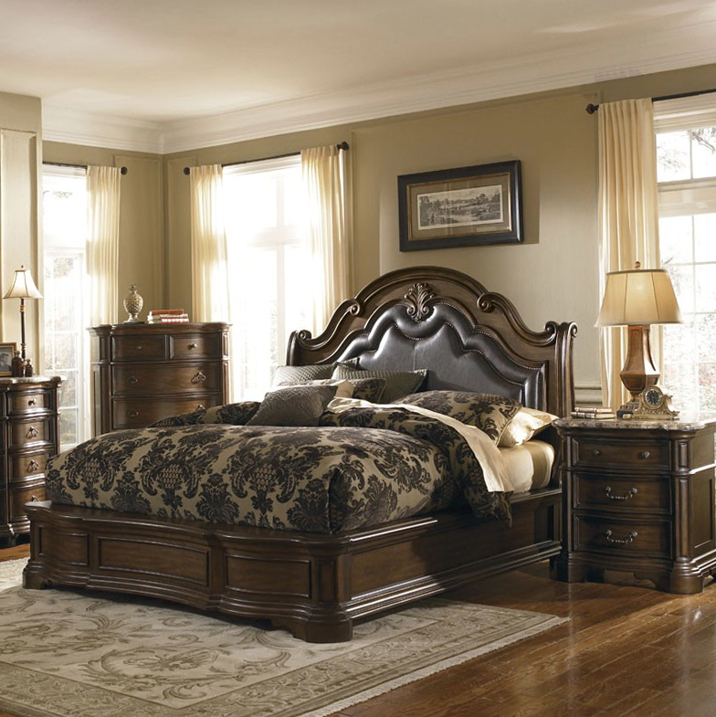 Leather Headboards For Beds