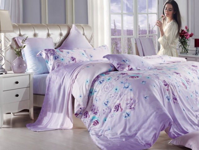 Light Purple Bedding Sets