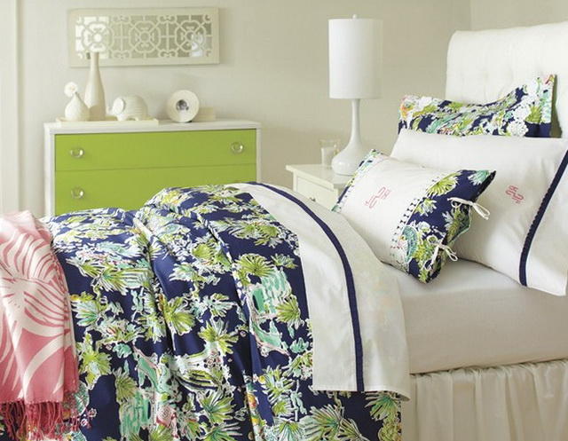 Lilly Pulitzer Bedding Collection