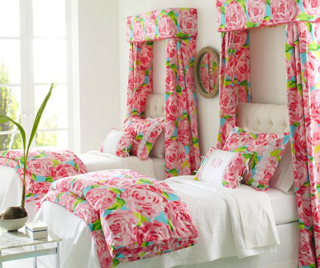 Lilly Pulitzer Bedding First Impression