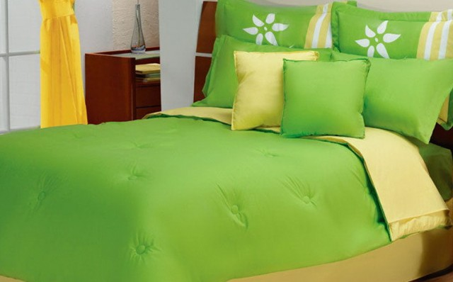 Lime Green Bedding Sets