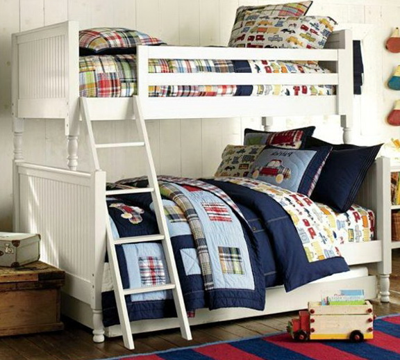Loft Beds For Kids Pottery Barn