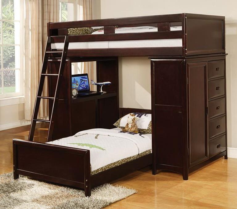 Loft Beds With Desk And Dresser