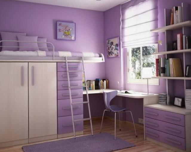 Loft Bunk Beds With Desk