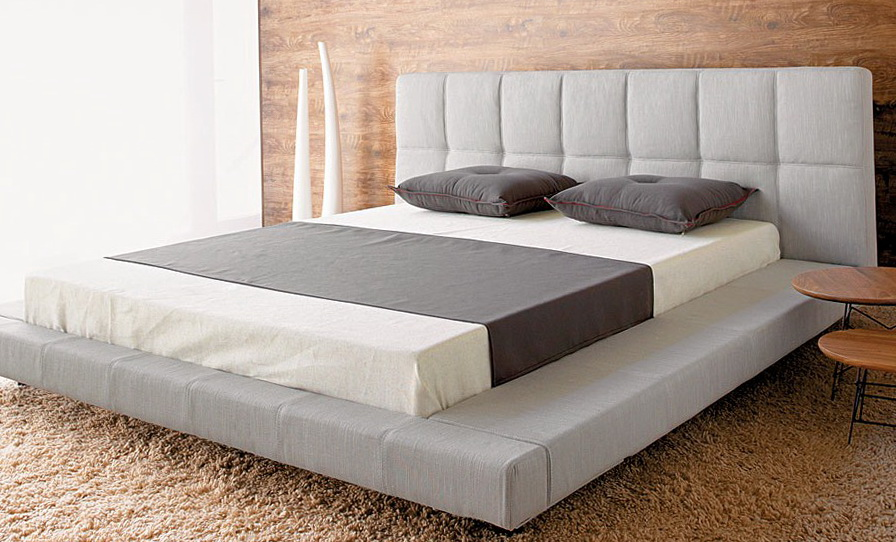 Low Platform Bed Frames