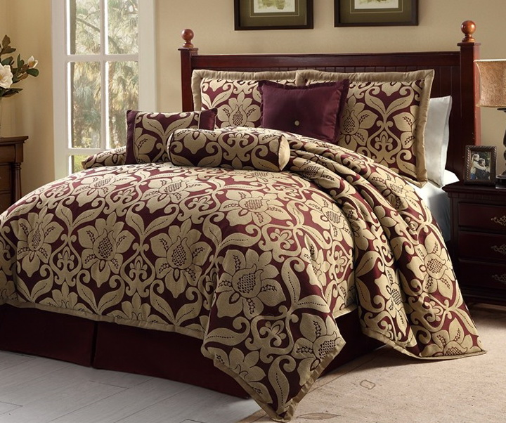 Luxury Bedding Collections King