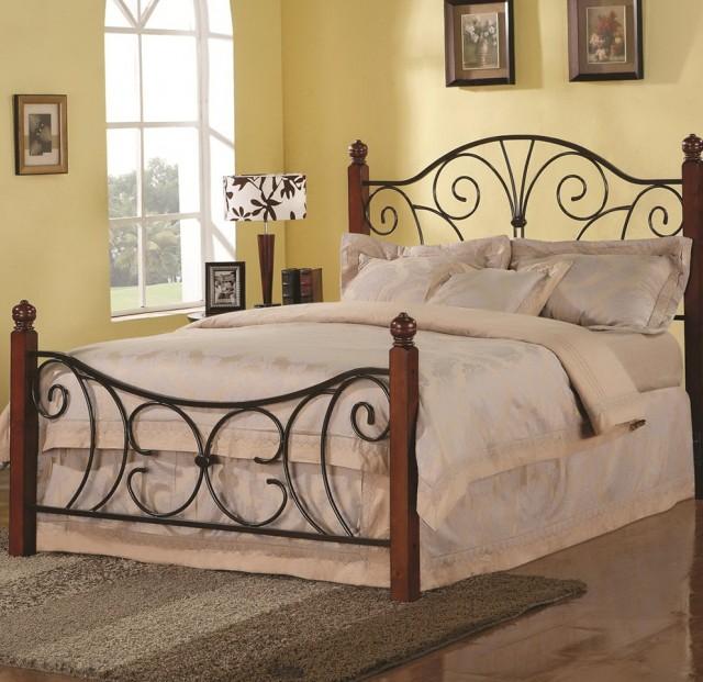 Metal California King Bed Frame