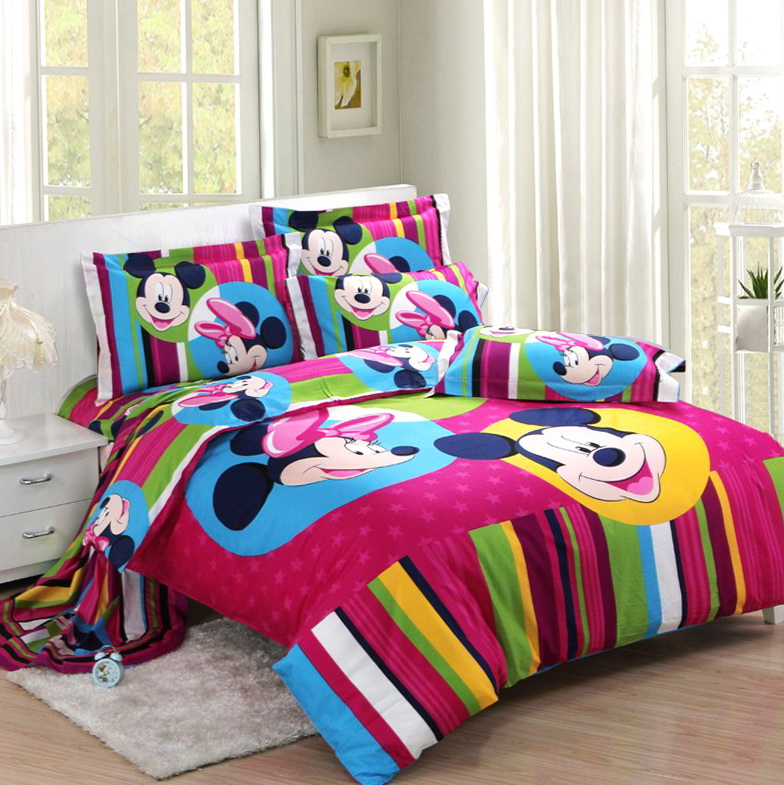 Mickey Mouse Bedding Full Size