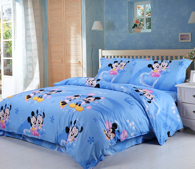 Mickey Mouse Bedding Queen