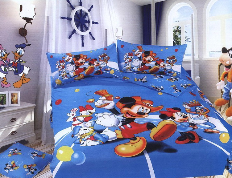 Mickey Mouse Bedding Uk
