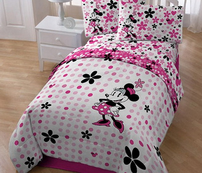 Minnie Mouse Bedding For Crib