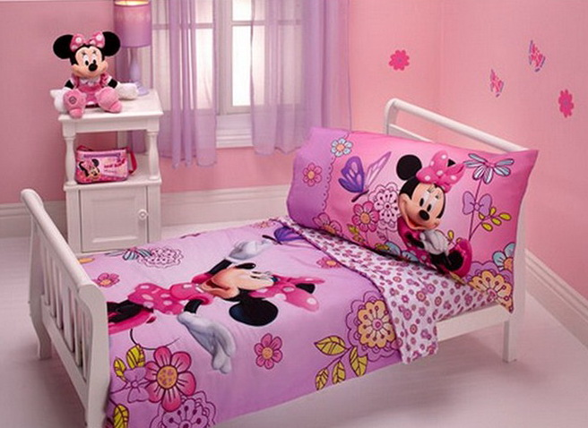 Minnie Mouse Bedding Sets