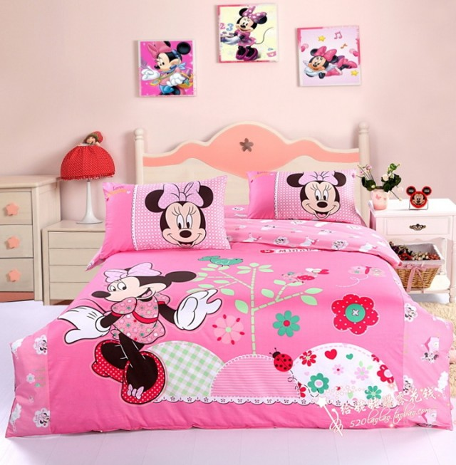 Minnie Mouse Bedding Twin Sets