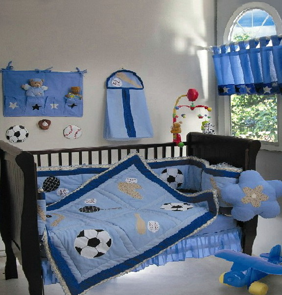 Modern Baby Bedding For Boys