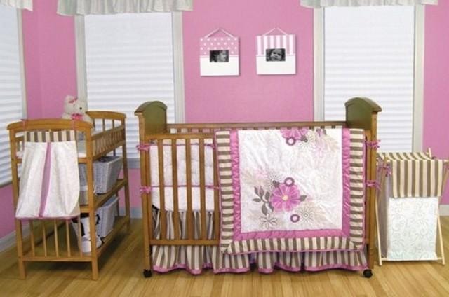 Modern Baby Bedding For Girls