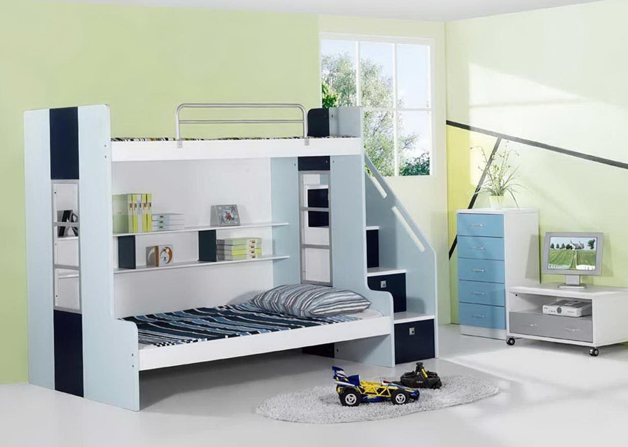 Modern Bunk Beds For Kids