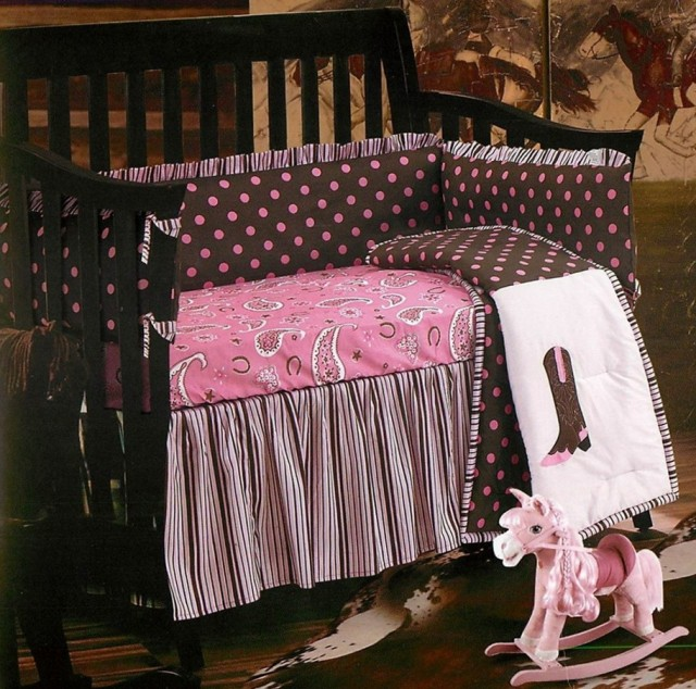 Modern Crib Bedding Sets For Girls