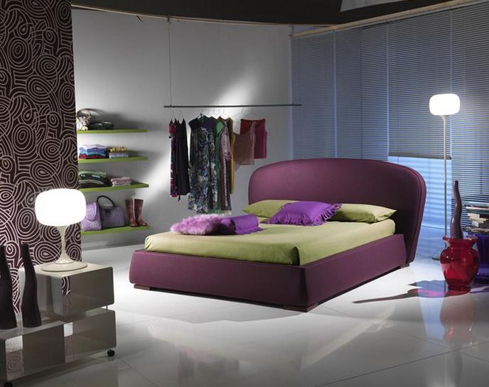 Modern Platform Bedroom Sets