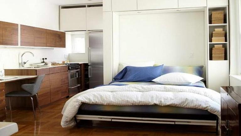 Murphy Bed Ikea Hack