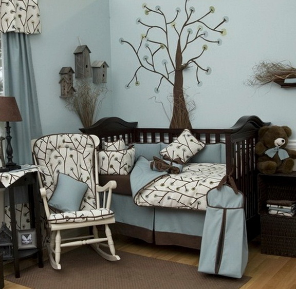 Neutral Baby Bedding Crib Sets