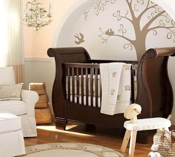 Neutral Baby Bedding Ideas