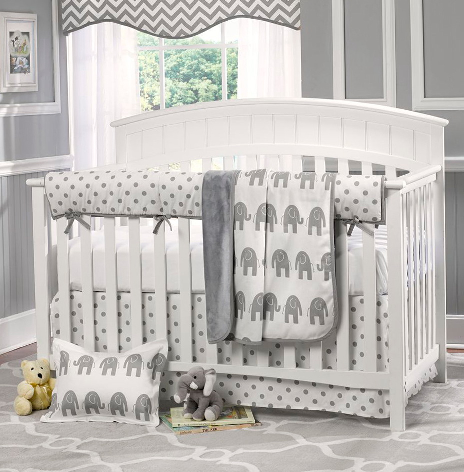 Neutral Baby Bedding Sets