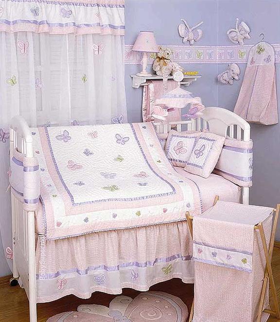 Nursery Bedding For Girls