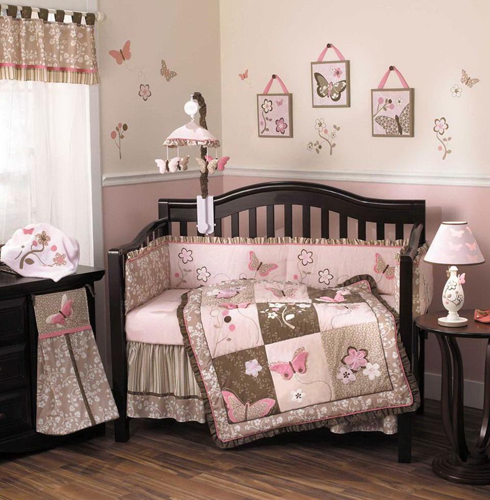 Nursery Bedding Sets For Girls