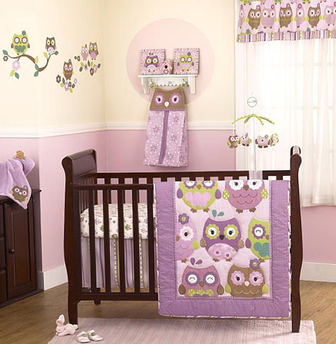 Owl Baby Bedding Babies R Us