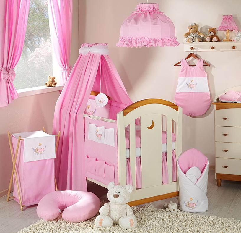 Pink Toddler Bedding Sets