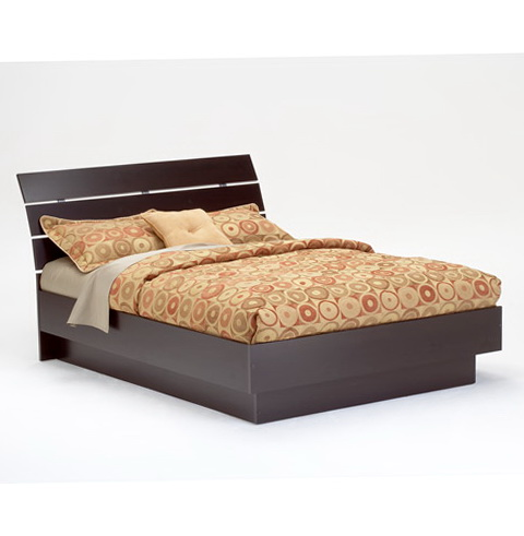 Platform Bed Plans Queen Size