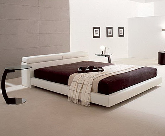 Platform Storage Bed Twin