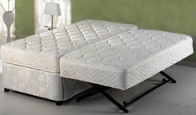 Pop Up Trundle Bed Frame