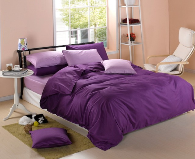 Purple Twin Bedding Sets