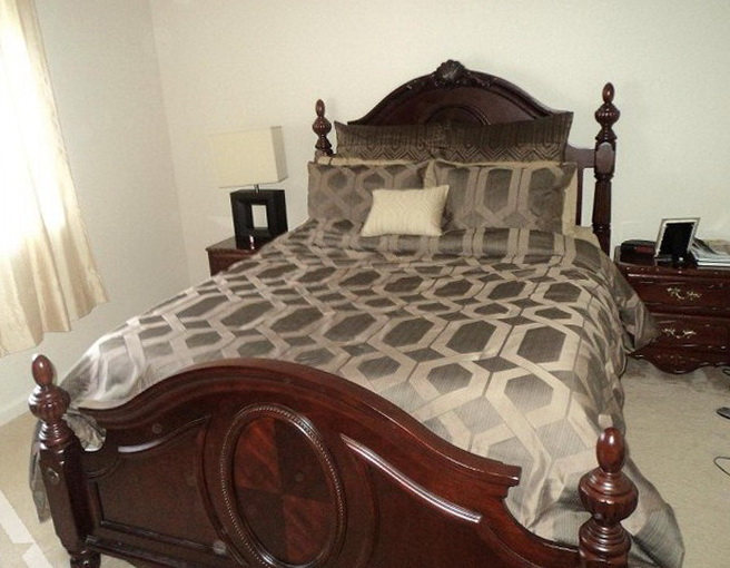 Queen Bed Dimensions United States