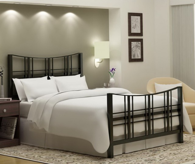 Queen Size Bed Frame And Headboard