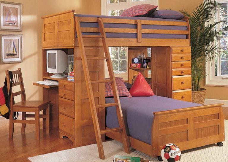 Queen Size Loft Bed Ikea