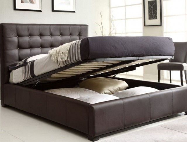 Queen Storage Bedroom Set