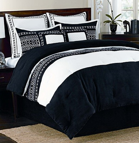 Red Black And White Bedding Sets