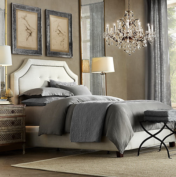 Restoration Hardware Bedding Discount