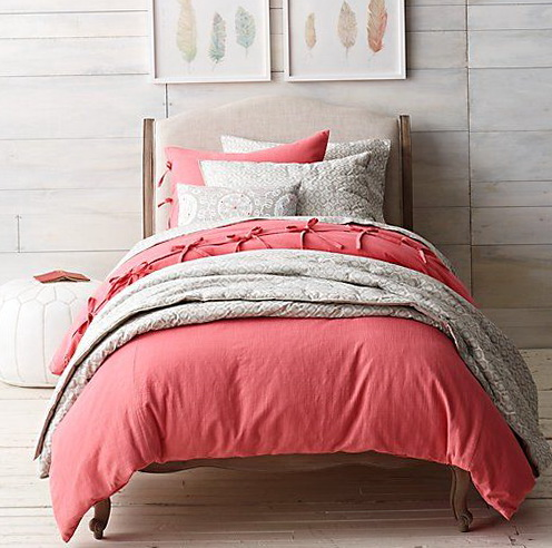 Restoration Hardware Bedding Kids