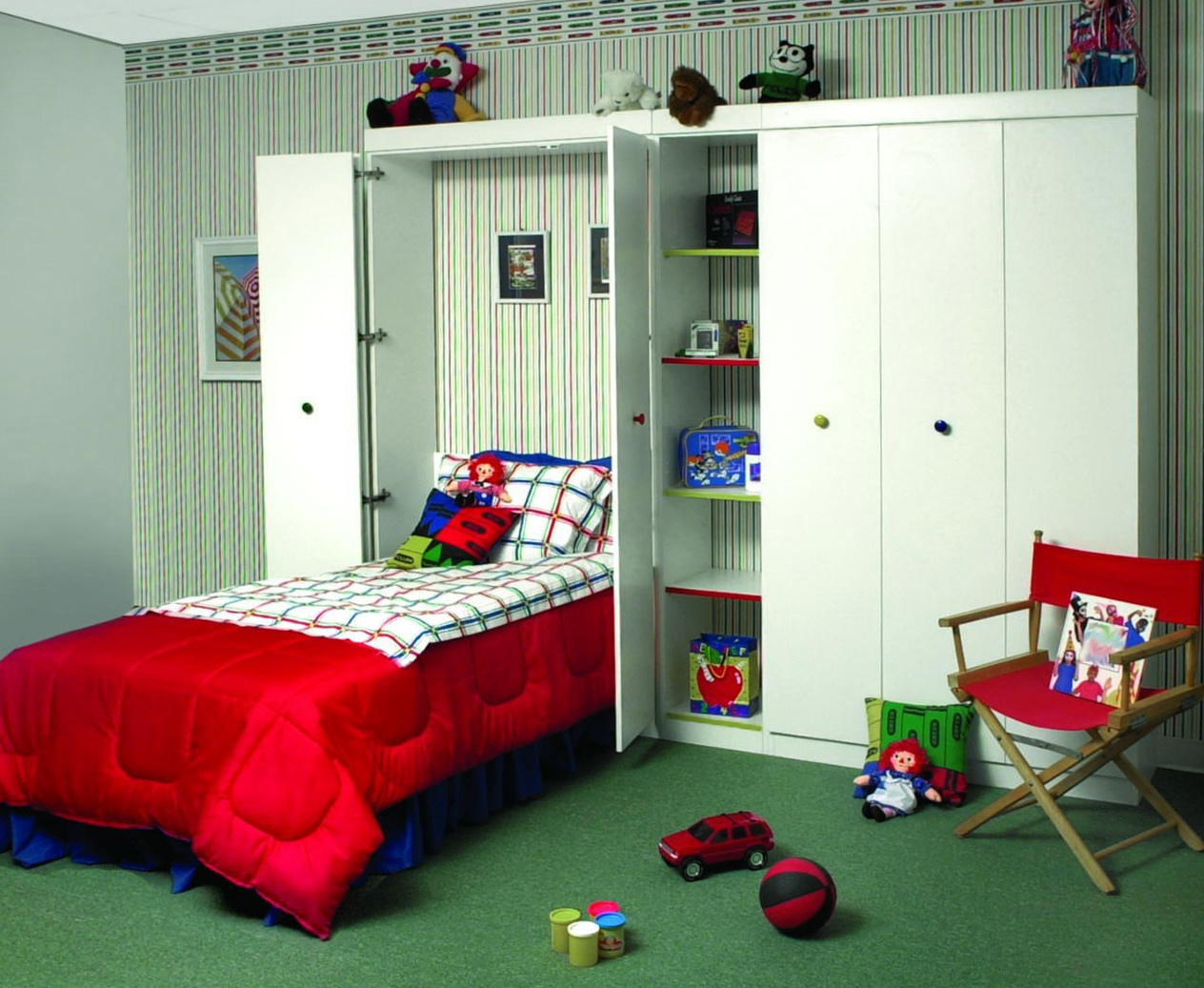 Space Saving Beds For Toddlers