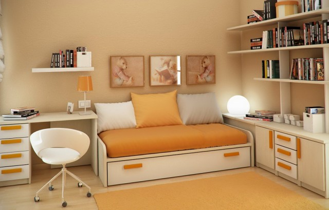 Space Saving Beds With Storage