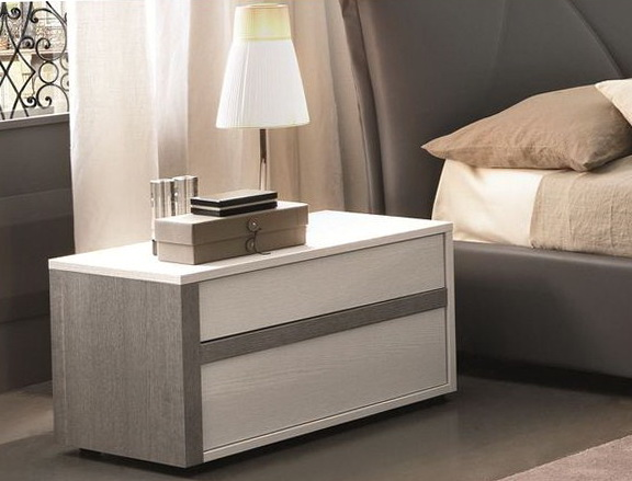 Space Saving Bedside Table