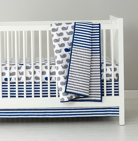Target Baby Bedding Chevron