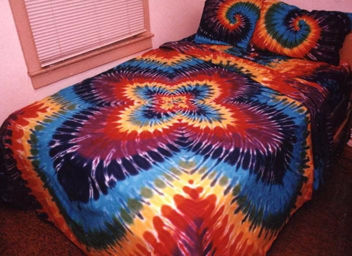 Tie Dye Bedding Set