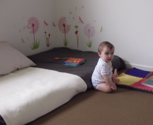 Toddler Bed Mattress On Floor