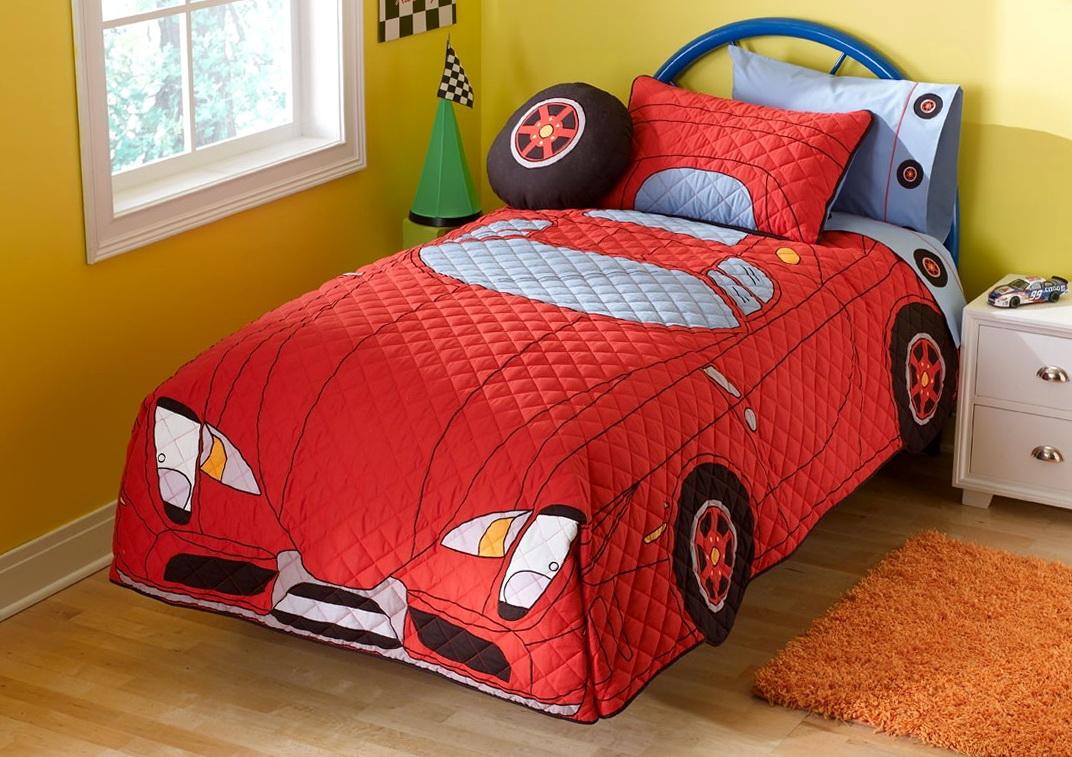 Toddler Bedding For Boys Cars